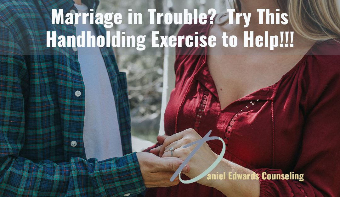 marriage in trouble try this exercise to help